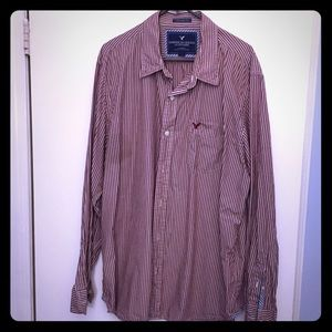 Men's American Eagle Vintage Fit dress shirt